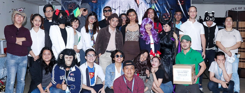 LeadYa's 2018 Halloween Bash