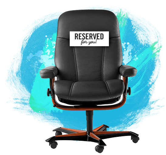 Chair Reserved For You